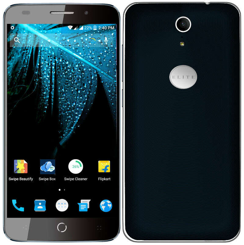 Top 10 Latest-4G Mobiles in India Swipe Elite Plus