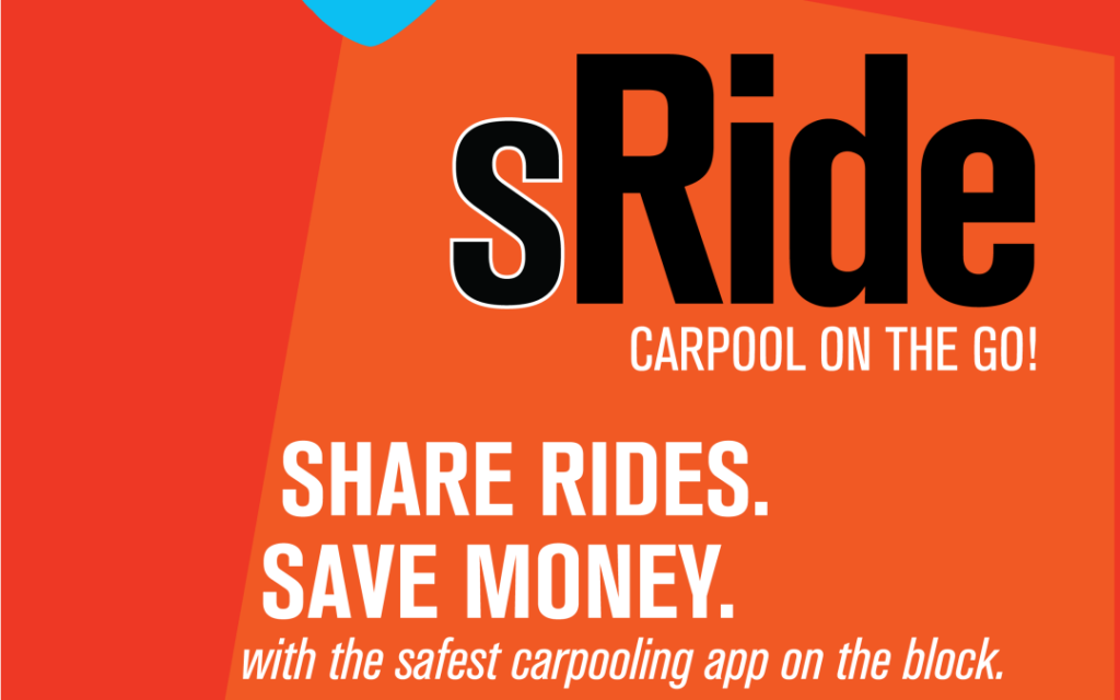 carpool apps in India Sride