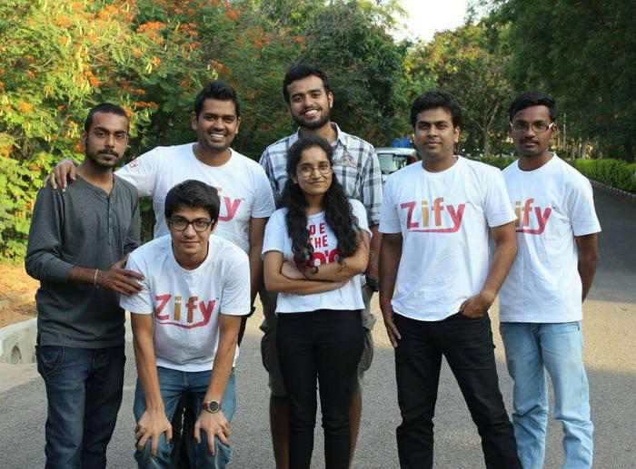 carpool apps in India zify