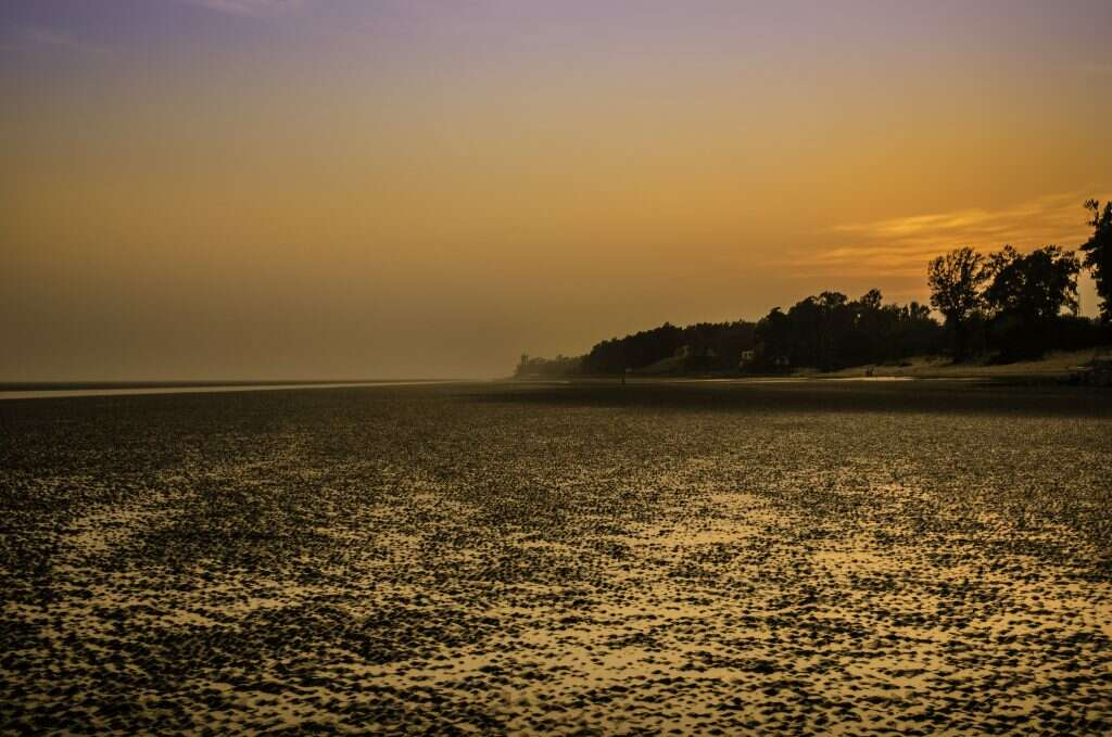 chandipur beach 15 incredible natural wonders of india