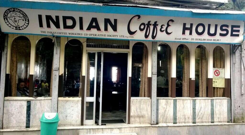 indian coffee house 6 vintage restaurants in delhi