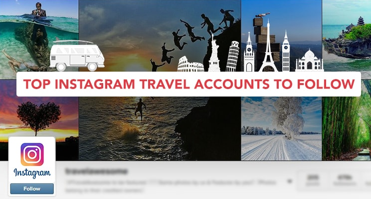 instagram travel accounts