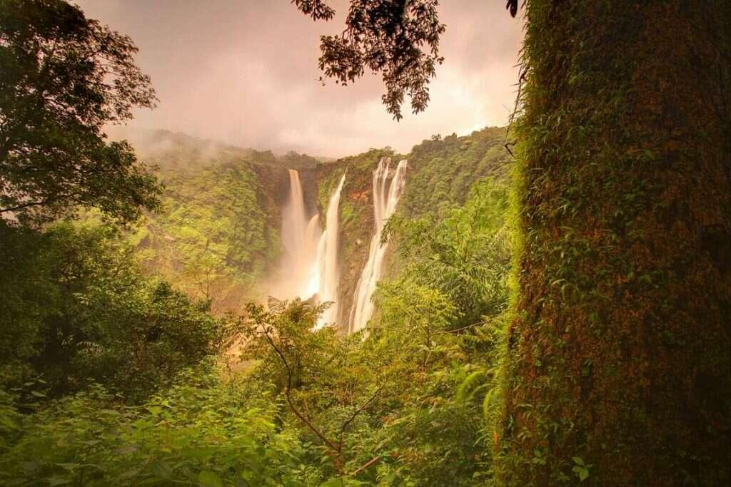 jog falls karnataka 10 breathtaking waterfalls india