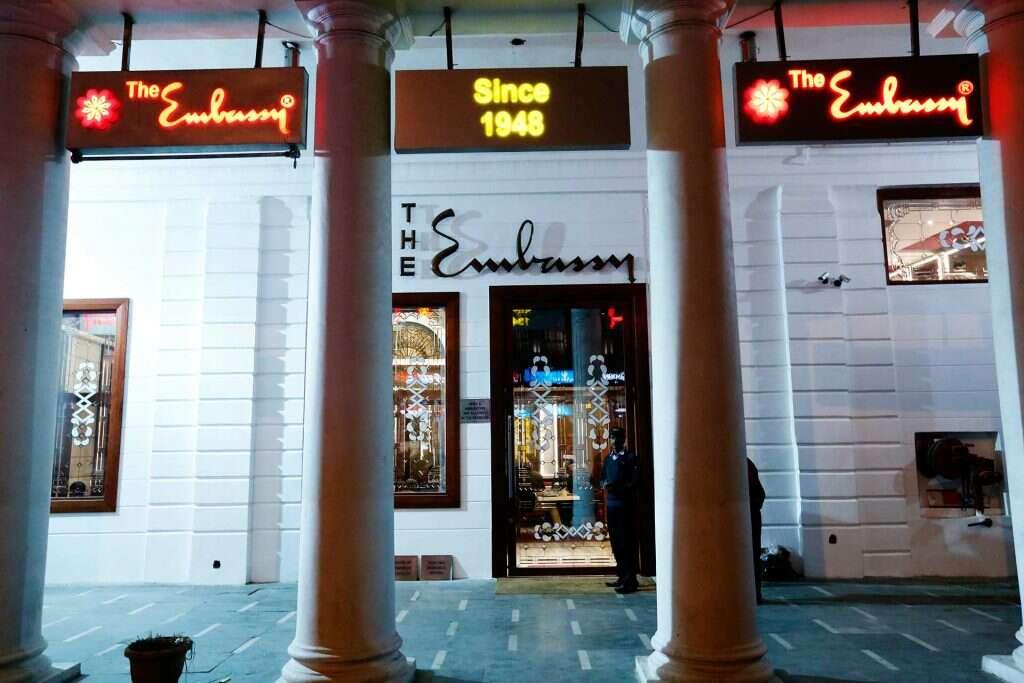 kwality embassy 6 vintage restaurants in delhi