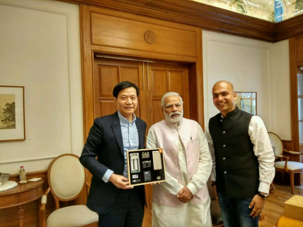latest Redmi phones Narendra Modi Lei Jun Manu Jain Xiaomi