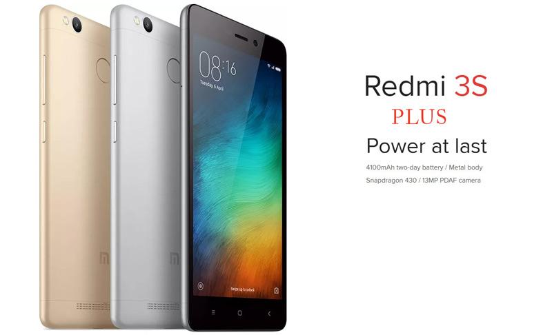 latest Redmi phones under 10000 or 15000 Xiaomi Redmi 3S Plus