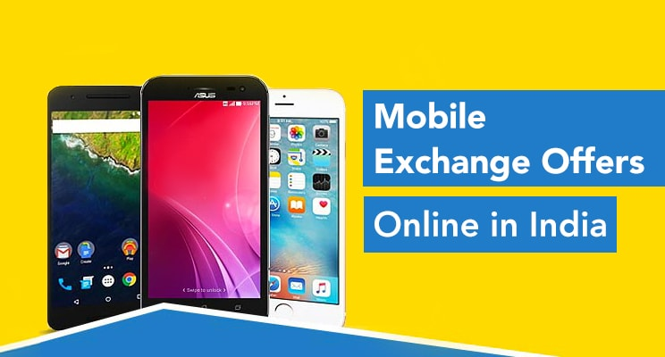 mobile exchange offers online in india