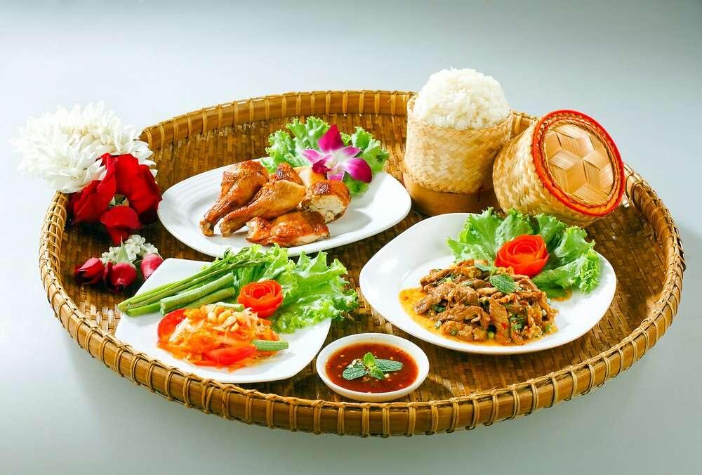 most expensive restaurants in Hyderabad Thai Pavilion food