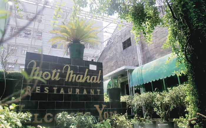 moti mahal 6 vintage restaurants in delhi