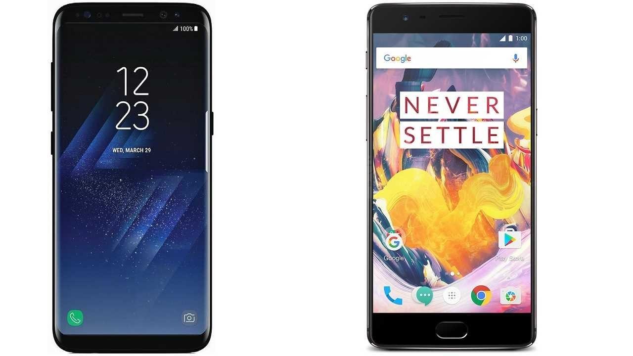 oneplus 3t s8 vs 3t