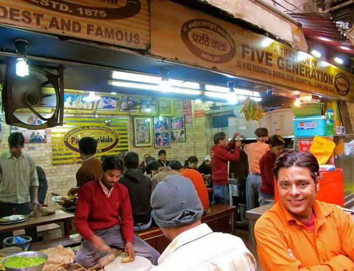 parantha wali gali 6 vintage restaurants in delhi