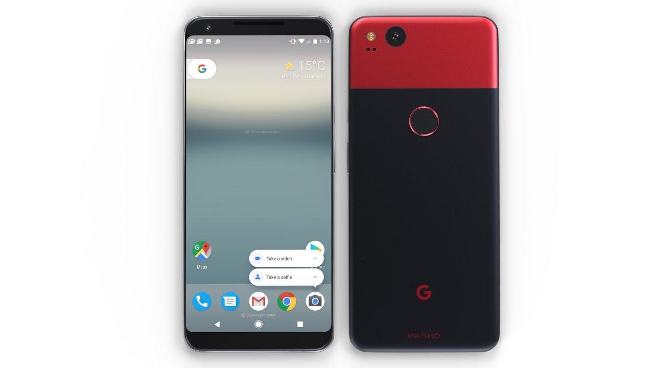 pixel google 2xl
