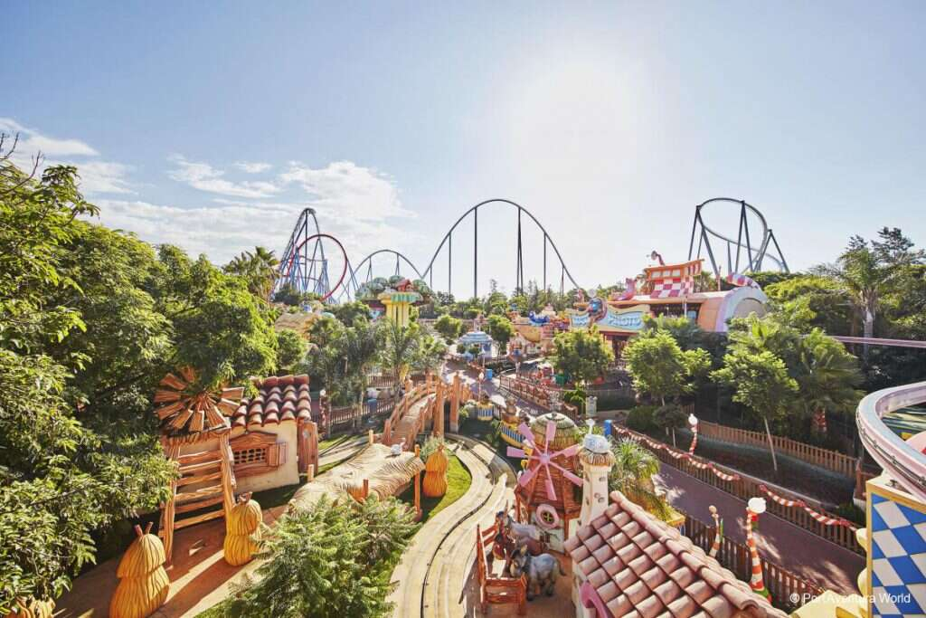 PortAventura theme resort park
