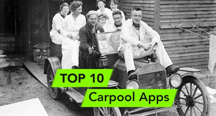 top 10 carpool apps in india