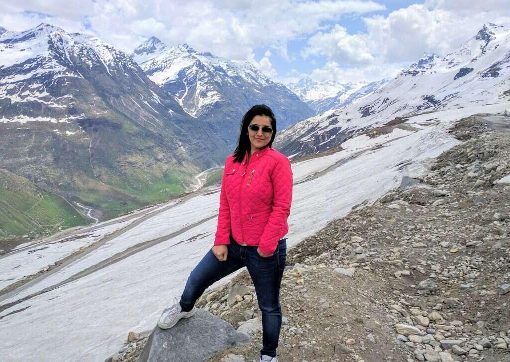 women only Leh Ladakh trip jispa