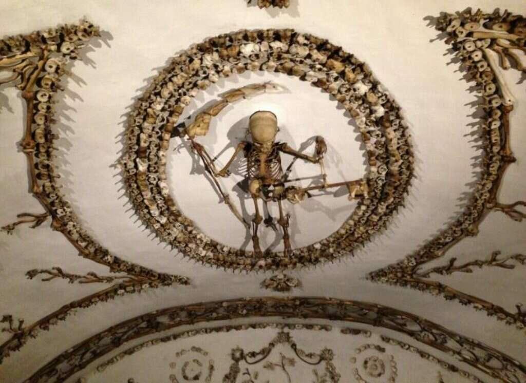 10 offbeat places in rome santa maria della concezione crypts tourism