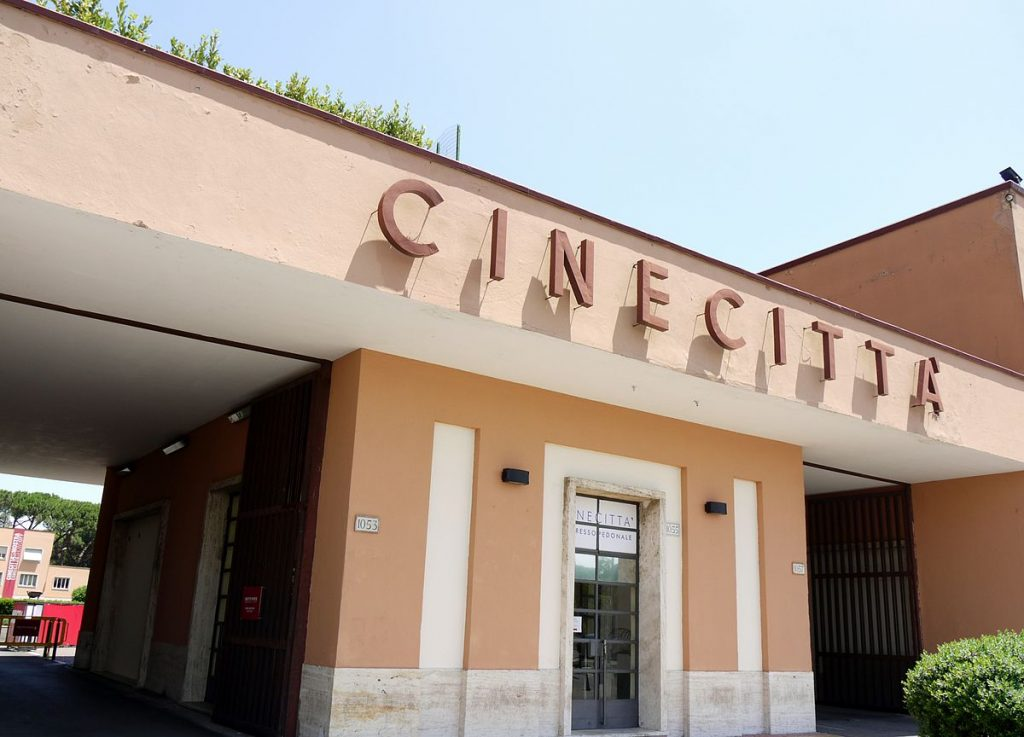 10 offbeat places in rome cinecitta