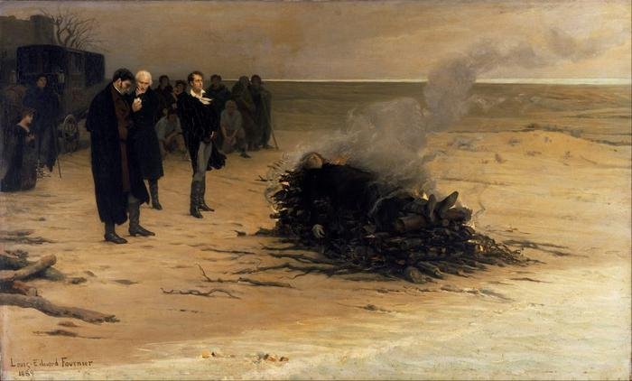10 offbeat places in rome funeral of shelley