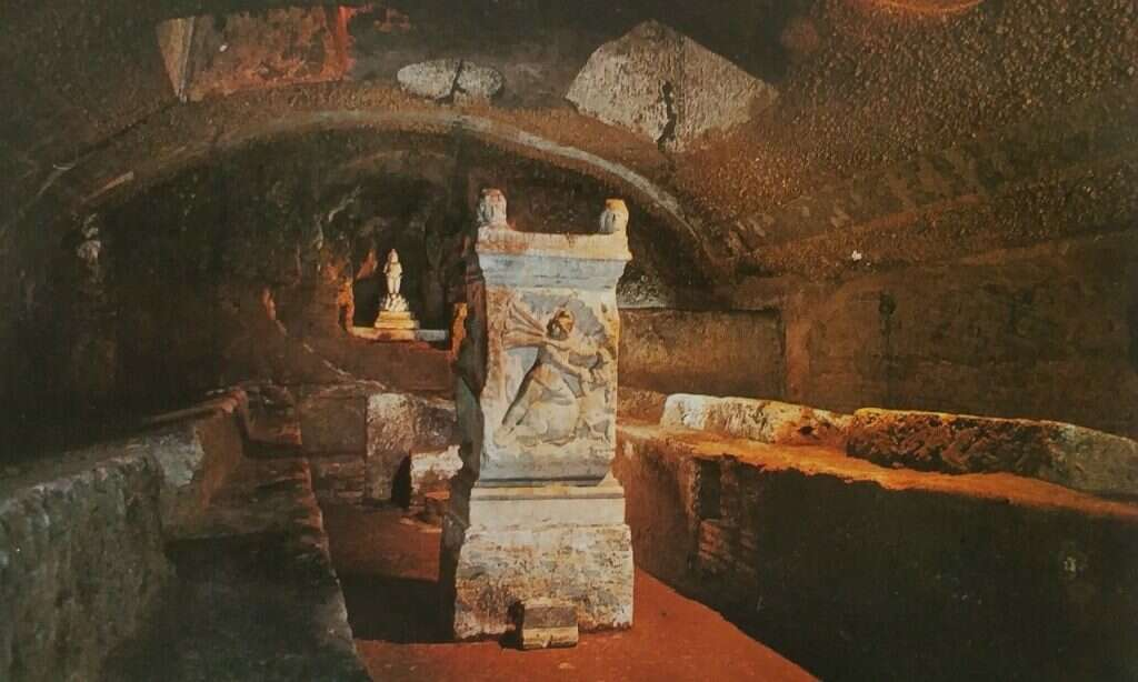 10 offbeat places in rome mithraeum hidden secret