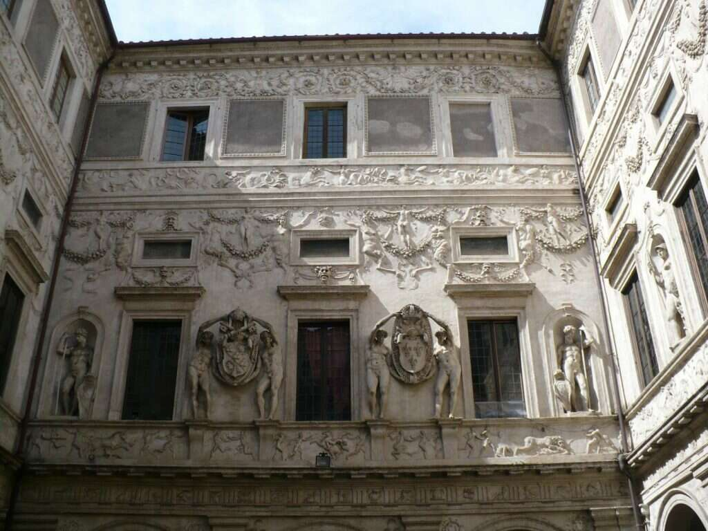 10 offbeat places in rome palazzo spada