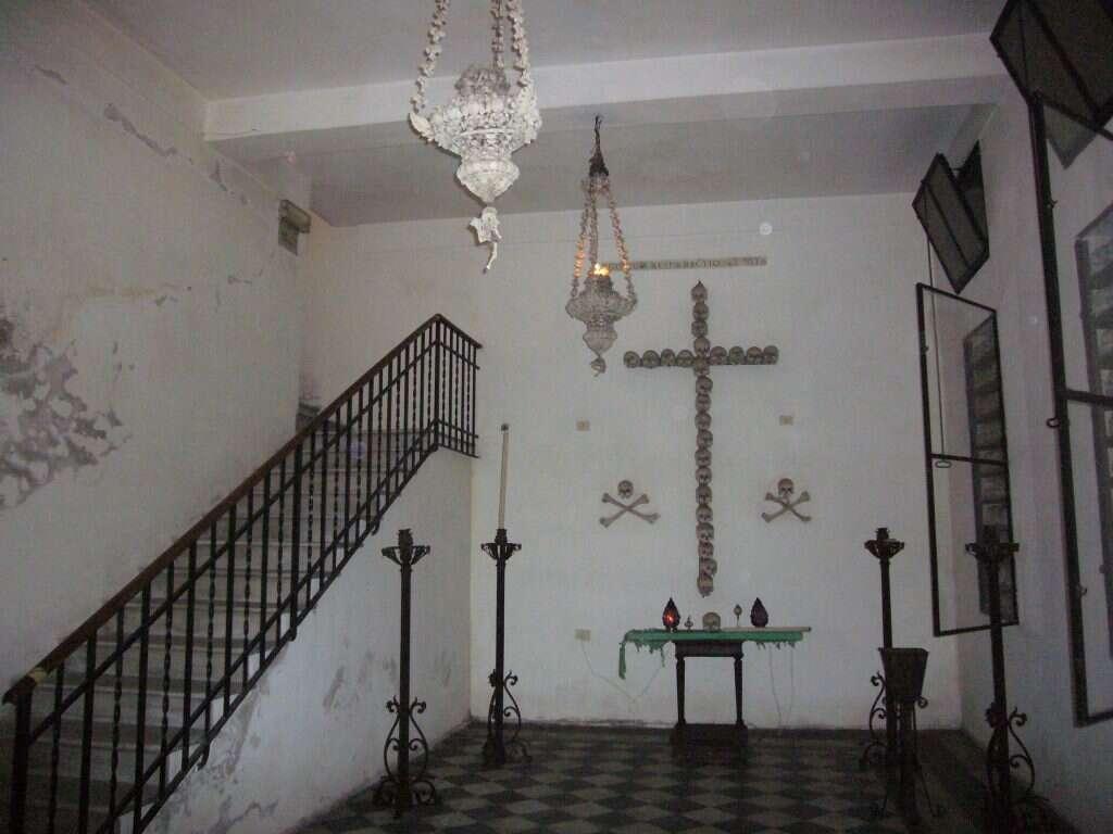 10 offbeat places in rome santa maria dell orazione e morte church
