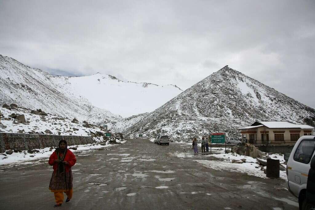Chang-La-12 dangerous roads in India