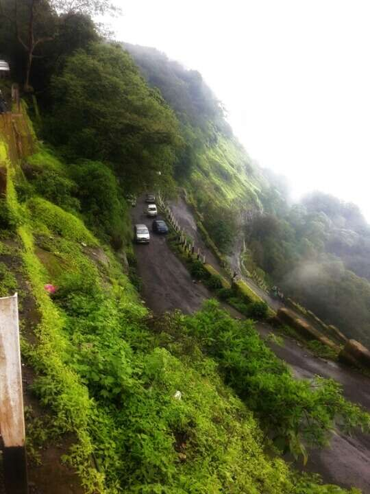 Neral Matheran Road 12 dangerous roads in India