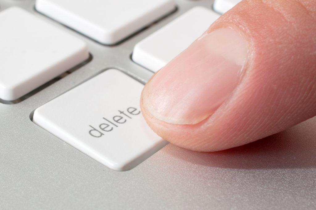 cyber terrorism delete cookies