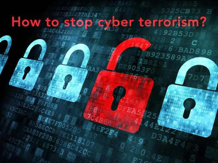 cyber terrorism how to stop