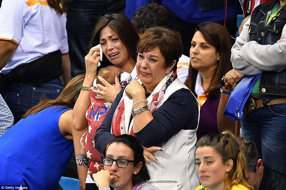 deborah phelps mothers of athletes