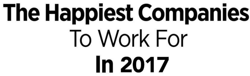 happiest top 10 companies in india to work for