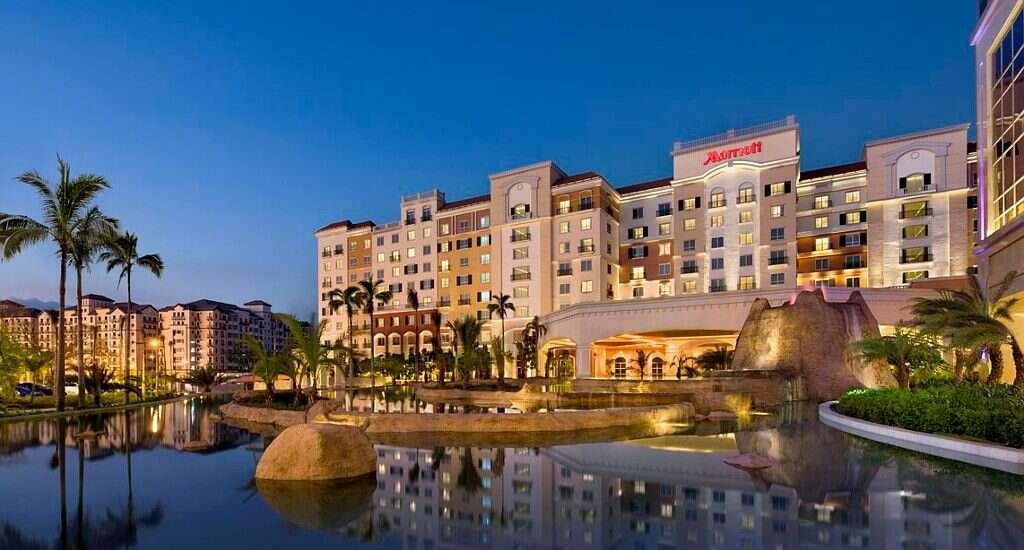marriott hotels top 10 companies in india