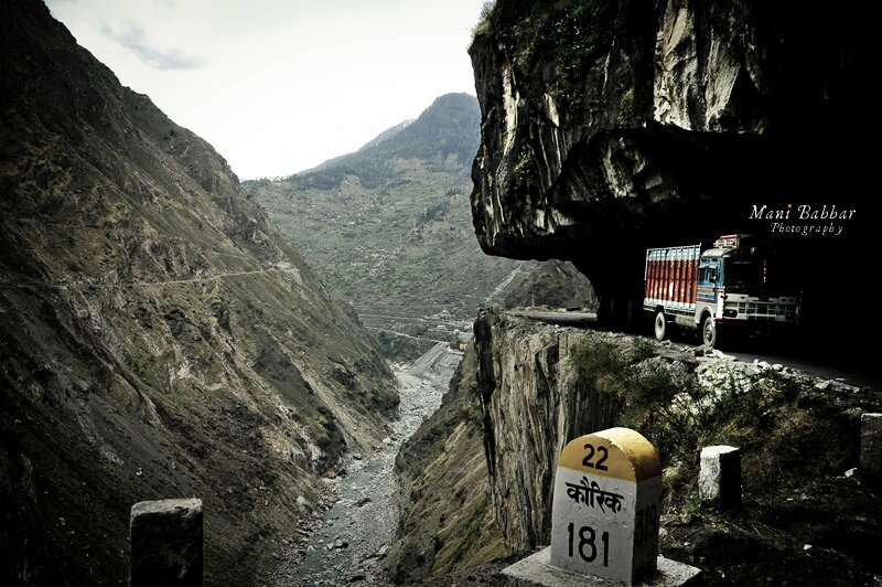 most-12 dangerous roads in India