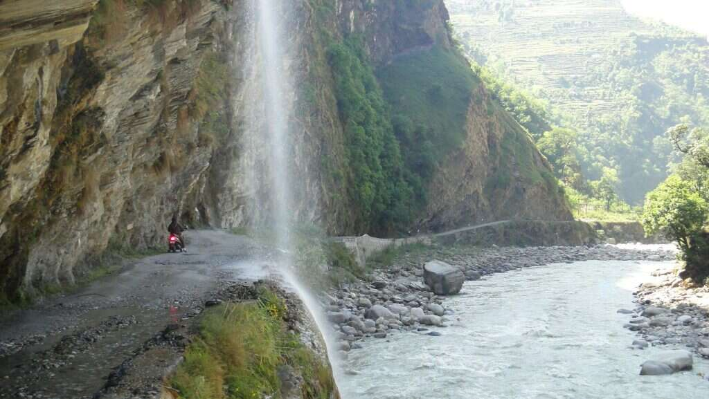 most isolated places in india dharchula