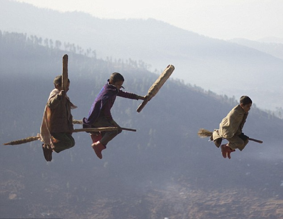 most isolated places in india kalap quidditch