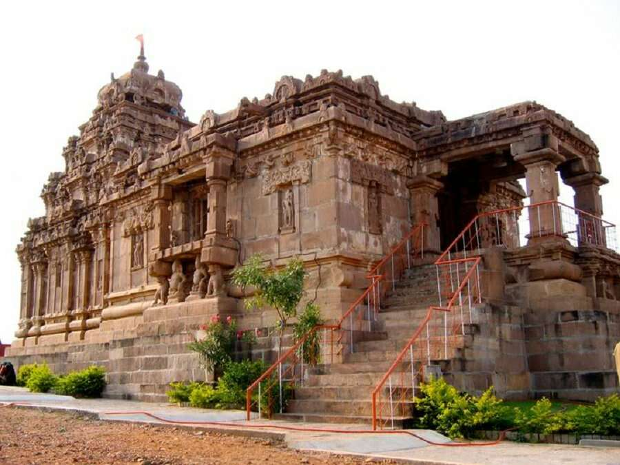 most isolated places in India Kurnool temples