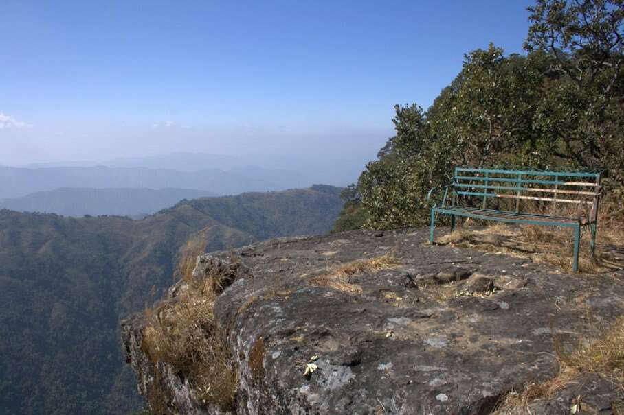 most isolated places in India phawngpui