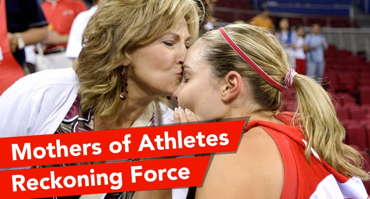 mothers-of athletes gold