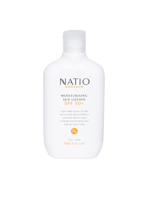 natio sunscreen unisex