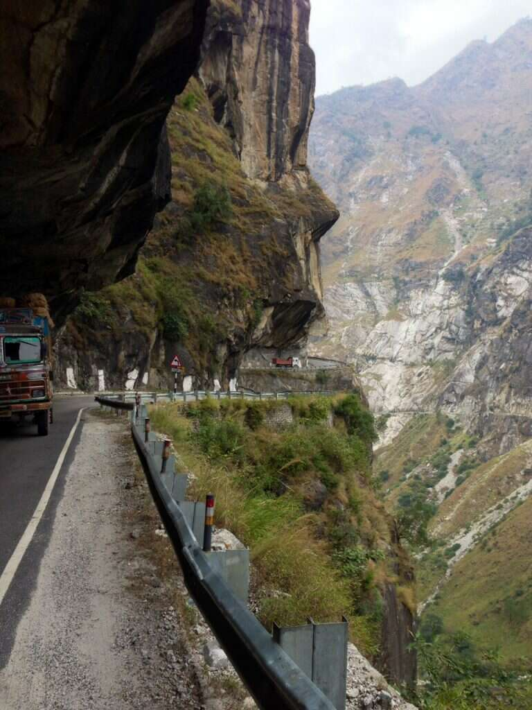 national-highway 22 12 dangerous roads in India