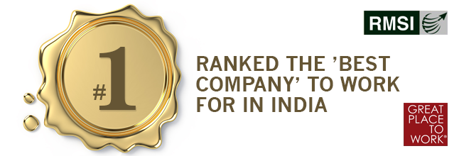 rmsi top 10 companies in india to work for