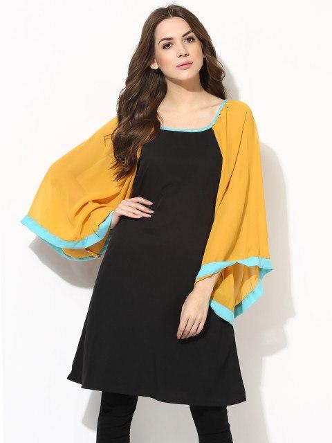 womens block tunic summer sales