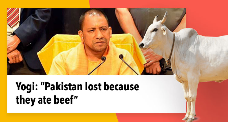 india beat pakistan reactions beef issue
