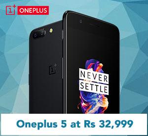 OnePlus 5 Sale