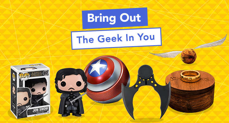 embrace your geek day 2017