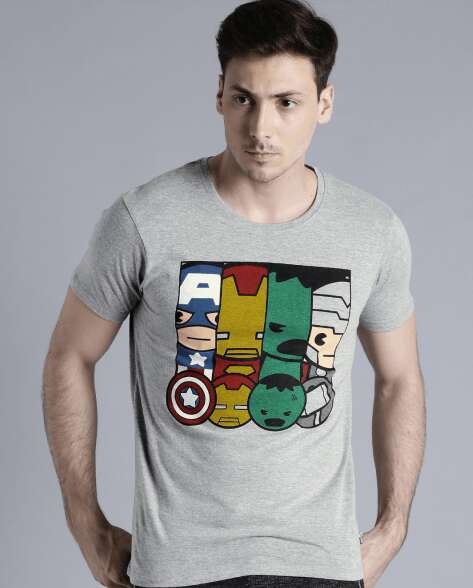 marvel inspired t shirt