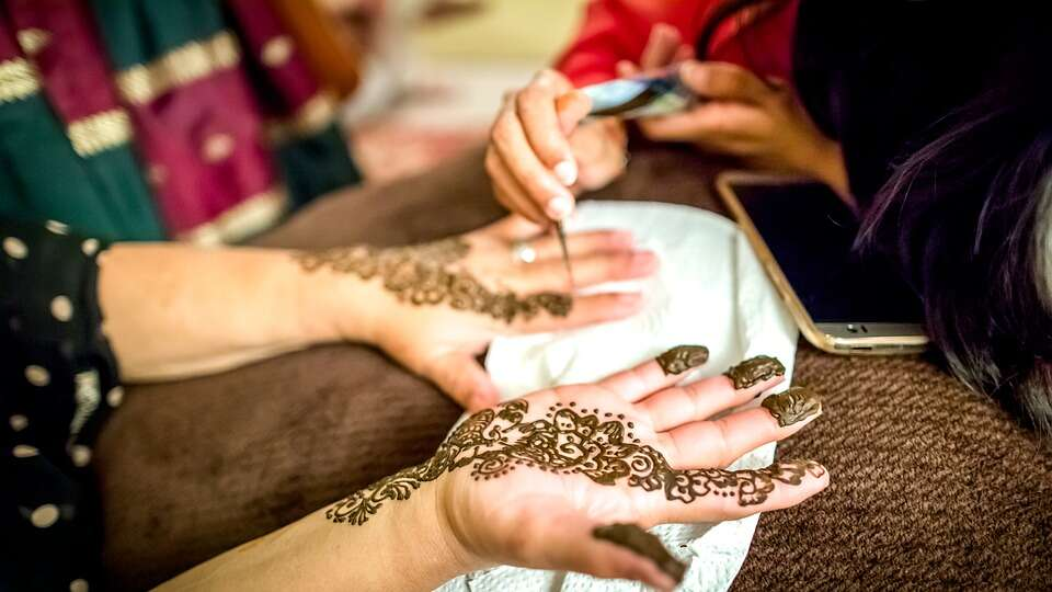 sell tickets to your wedding mehendi