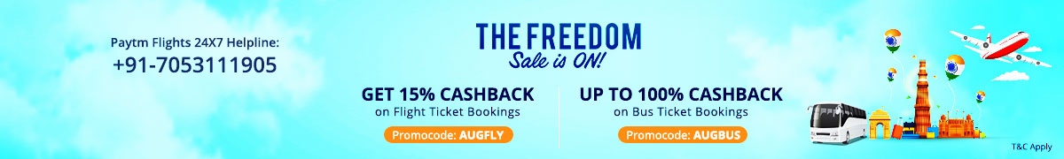 independence day online shopping offers paytm