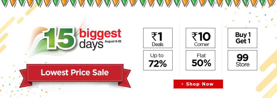 independence sale online