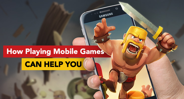 mobile games benefits